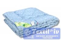 Одеяло детское AlViTek Лебяжка теплое