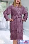 Халат Hobby Eliza, темно-фиолетовый
