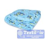 Одеяло детское AlViTek Синтепон легкое