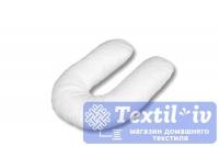 Подушка для беременных AlViTek Бамбук U280-МЛ форма U