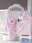 Набор детский Karna Baby Clup, розовый