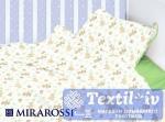 Постельное белье для новорожденных Mirarossi Orsetto green
