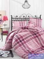 Постельное белье Altinbasak Aliz, розовый
