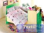 Постельное белье для новорожденных Altinbasak Sevimli, розовый