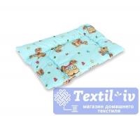 Подушка детская AlViTek Светлячок мягкая