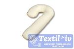 Подушка для беременных AlViTek J-ТЛ форма J
