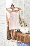 Набор для сауны женский Karna Paris, грязно-розовый