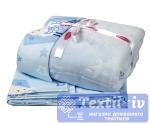 Постельное белье для новорожденных с покрывалом Hobby Little Sheep, голубой