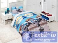 Детское постельное белье Altinbasak Wild Truck
