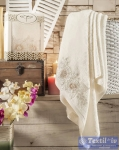 Полотенце Irya Fleur, кремовый