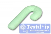 Подушка для беременных AlViTek Бамбук J-МХ форма J
