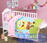 Постельное белье для новорожденных Tango HamiCat 11