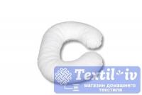 Подушка для беременных AlViTek Бамбук С-МЛ форма C