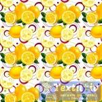 Полотенце кухонное Солнечный Дом Лимоны