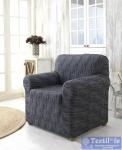 Чехол на кресло Karna Roma, антрацит