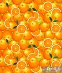 Полотенце кухонное Солнечный Дом Апельсины