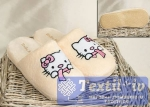 Тапочки Hello Kitty 7027-03