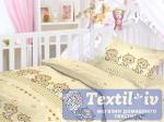 Постельное белье для новорожденных Облачко Котята