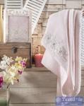 Полотенце Irya Romantic, розовый