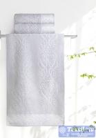 Полотенце Aquarelle Толедо, холодный-серый