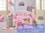 Постельное белье для новорожденных Hobby Cool Baby, розовый