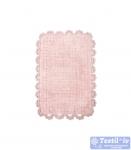 Коврик для ванной Irya Mina Pembe, розовый