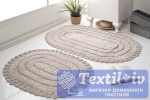 Набор ковриков для ванной Modalin Yana, капучино