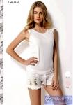 Пижама Luisa Moretti LMS-1101, кремовый