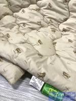 Одеяло Alvitek Овечья шерсть-Стандарт классическое-всесезонное