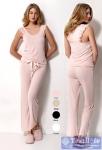 Пижама Luisa Moretti LMS-1102, кремовый