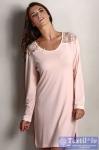 Сорочка ночная Luisa Moretti LMS-2028, белый