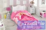 Покрывало детское Hobby Prenses, розовый