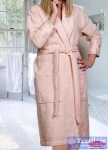 Халат Hobby Eliza, персиковый