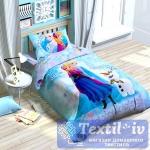 Детское постельное белье Disney Холодное сердце
