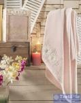 Полотенце Irya Fleur, розовый