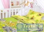 Постельное белье для новорожденных Облачко Джунгли