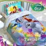 Детское постельное белье Disney Феи