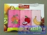 Набор кухонных полотенец Yagmur Фрукты 8389-01