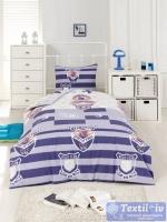 Детское постельное белье Altinbasak Vinte, голубой