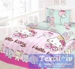 Постельное белье для новорожденных Hello Kitty Каникулы