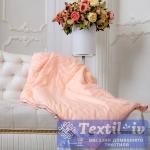 Одеяло Kingsilk Elisabette Элит теплое, персиковый