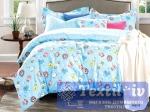Постельное белье для новорожденных Cleo 048-sb