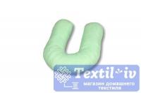 Подушка для беременных AlViTek Бамбук U280-МХ форма U