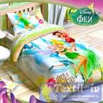 Детское постельное белье Disney Феи.Поверь в чудеса