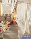 Полотенце Irya Romantic, кремовый