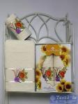 Набор полотенец Merzuka Sunflower 8006-07