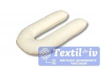 Подушка для беременных AlViTek U340-ТЛ форма U