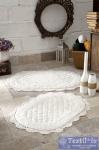 Набор ковриков для ванной Modalin Merit, кремовый