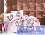 Постельное белье Altinbasak Neon Esmeralda, розовый