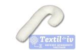 Подушка для беременных AlViTek Бамбук J-МЛ форма J